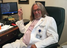 Trump's doctor says Trump bodyguard 'raided' his office, took files