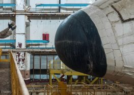 Why the Soviet space shuttle was left to rot