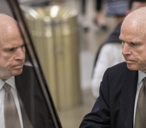 "Despite What the Press Says, ""Maverick"" McCain Has a Long and Distinguished Record of Horribleness"