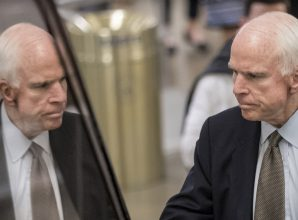 """Despite What the Press Says, """"Maverick"""" McCain Has a Long and Distinguished Record of Horribleness"""