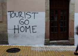 Residents of Tourist Hotspots Want Their Cities Back