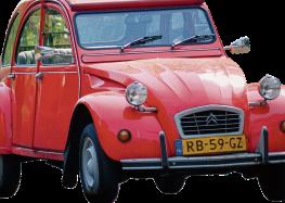 Geen milieuzone, maar toch geen parkeervergunning voor oude auto's