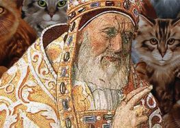 The Long, Deadly Battle Between The Catholic Church And Cats