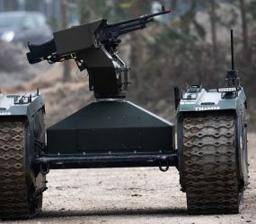 Why the U.S. Is Backing Killer Robots