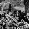 Black Death was caused by humans not rats, says study