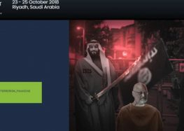 Saudi investment conference website hacked, then taken down