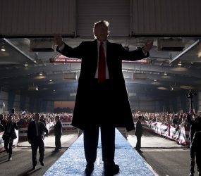 Trump Is the Glue That Binds the Far Right