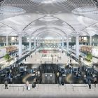 A new $11.7 billion airport just opened in Turkey and it could become one of the world's biggest. Take a look inside the giant hub.