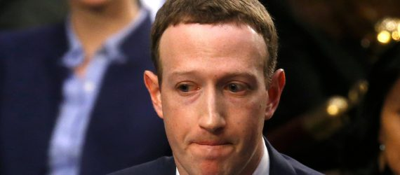 Heads ought to roll at Facebook over the Soros smear — starting with Zuck's
