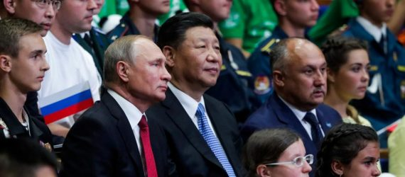 How Russia and China Undermine Democracy