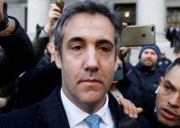 Three Remarkable Things About Michael Cohen's Plea