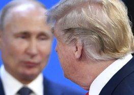 Robert Mueller Is Investigating President Trump as a Russian Asset